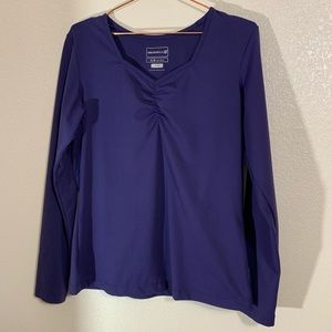 Merrell | Opti-Wick Long Sleeve Top Size Medium